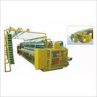 High speed CTL Netting Machine for single, double and U knot