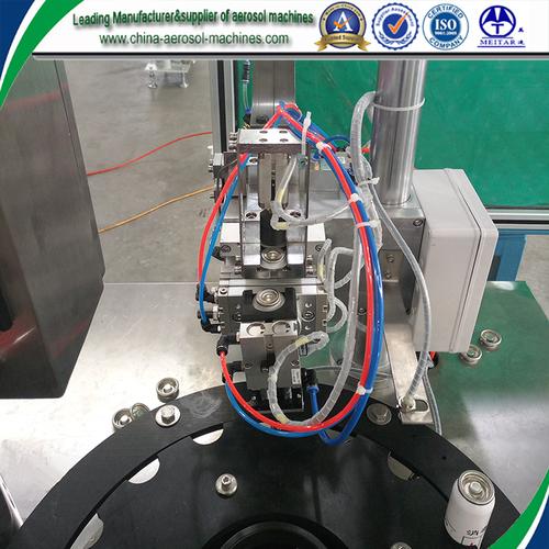Automatic Aerosol Cap Placing Machine
