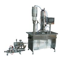Vacuum Gas Filling Machine