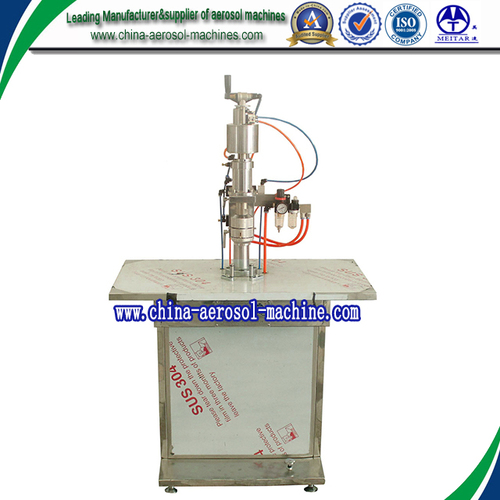 Aerosol Propellant Filling Machine