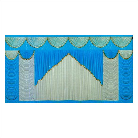 Embroidered Tent Cover