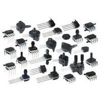 Honeywell PCB Mount Pressure Sensor SSC series