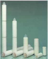 Polypropylene Pleated Filter