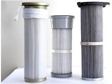 Pleated Dust Collector Filter Bags