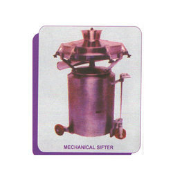 Mechanical Sifter Sieves