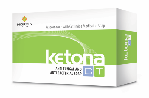 Ketoconazole And Cetrimide Soap