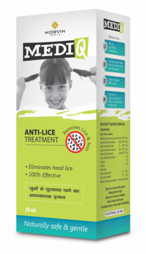Anti Lice Shampoo 50ml