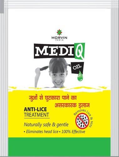 Anti Lice Oil