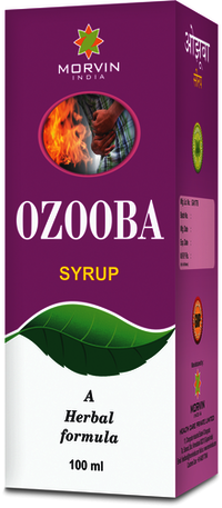 ACIDITY AND GAS RELIEVER SYRUP
