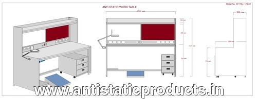 ESD Workstation table