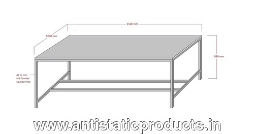 ESD Worktable Tops