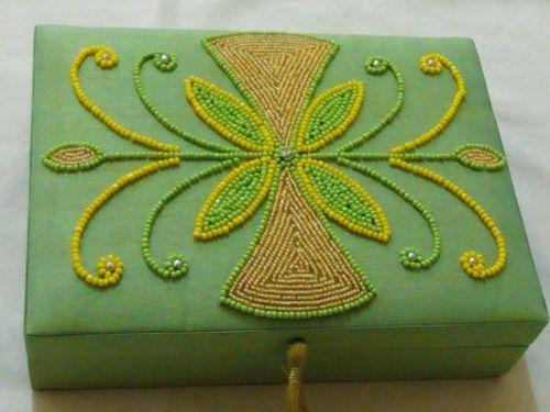 Handicraft Jewellery Box