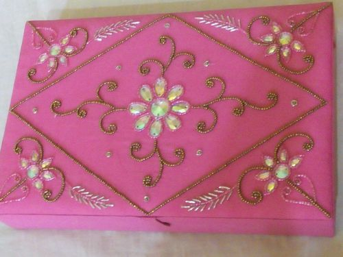 Sequins Jewelery box
