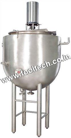 Dairy Ghee Boiler