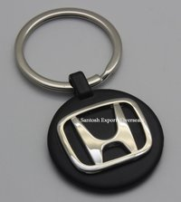 Car Logo Key Chain