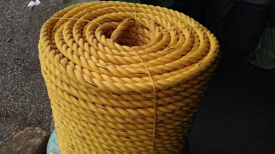 PP Febrileted Rope - PP Febrileted Rope Exporter, Manufacturer