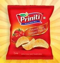 Potato Chips Tomato Punch