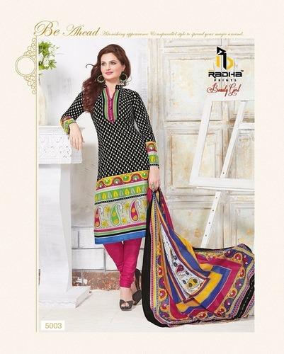 Cotton Salwar Kameez Materials Supplier