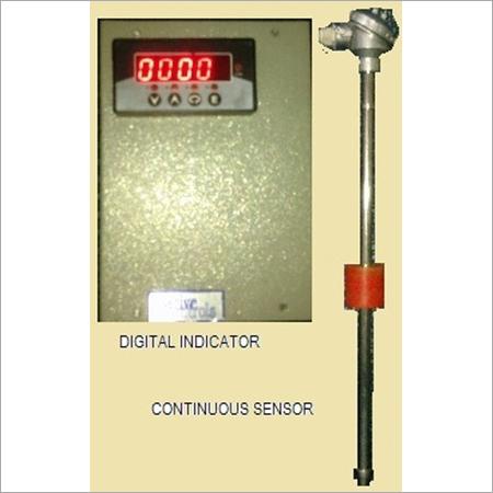 Digital Level Indicator