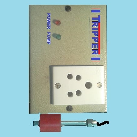 Semi Automatic Water Pump Controller