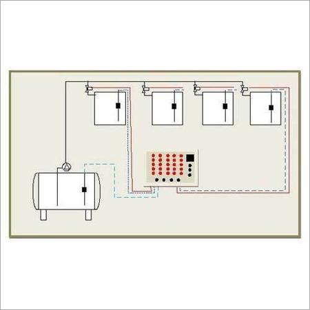 Diesel Level Controller