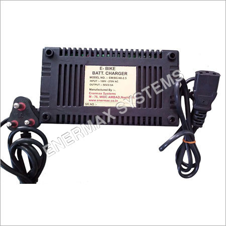 E - Bike Battery Charger
