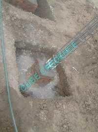 Basement Column Soil Filling