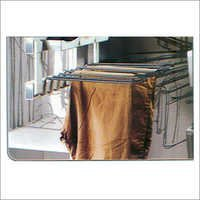 Top Install Trouser Rack