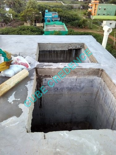 Concrete Slabs For Water Tank