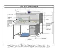 Professional ESD Worksation Tables