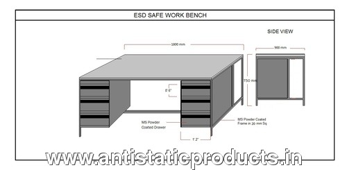 ESD Work Table