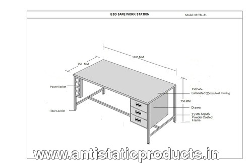 Basic ESD Work Table