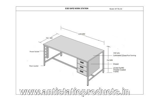 Basic ESD Work Table