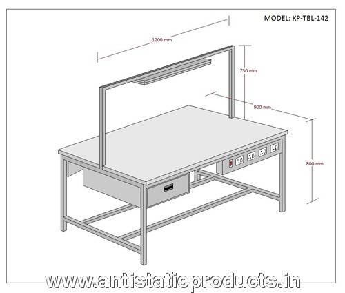 Simple ESD Work Bench