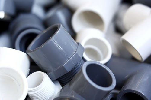 Plastic Pipes And Fittings PVC Compound