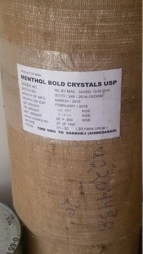Menthol Bold Crystal