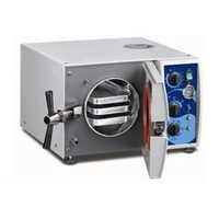 Gas Cum Electric Autoclave