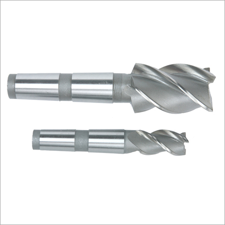 Taper-shank End Mill