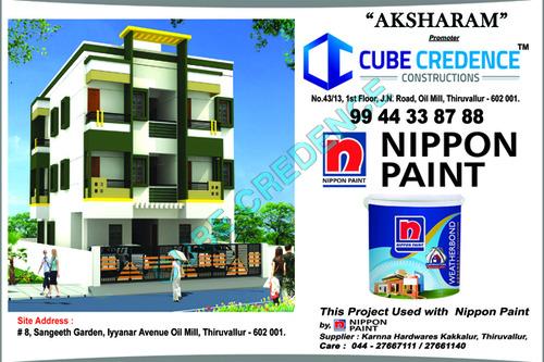 2BHK Apartment builders in thiruvallur