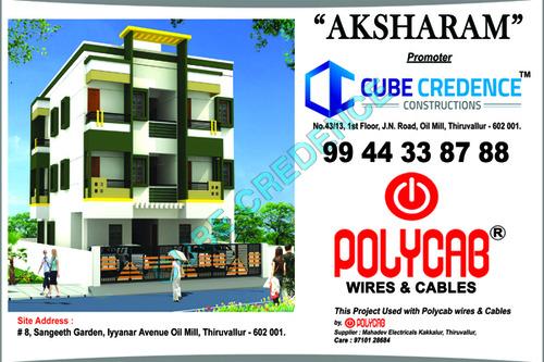 Flats Construction in thiruvallur