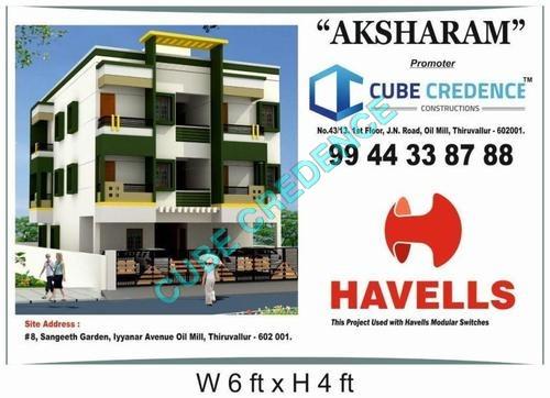 Authorized Residential Builders in thiruvallur