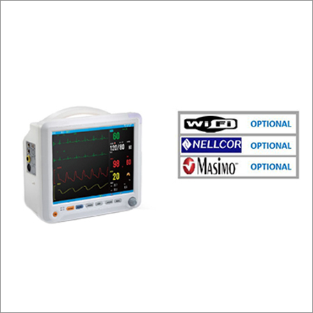 5 Parameter Patient Monitor