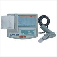 Portable Lung Function Test Machine