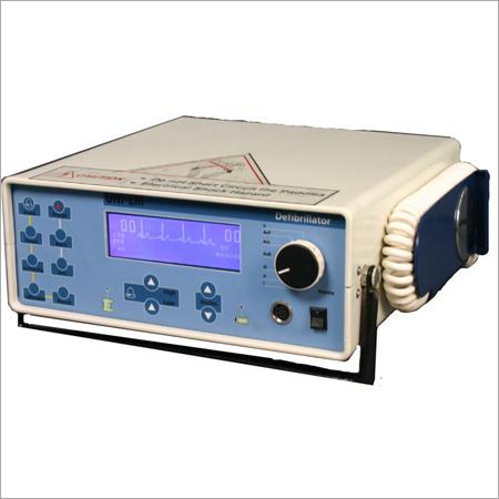 Monophasic Defibrillator