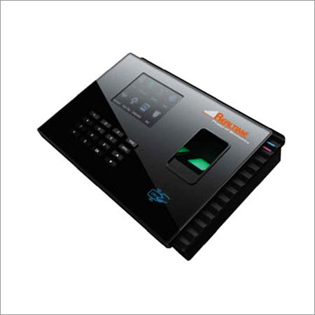 Color Screen Attendance Recorder
