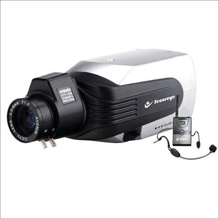IP Cmount Camera