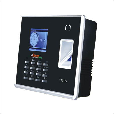Biometric Attendance Recorder