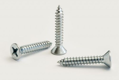 Phillips Head Stainless Steel Screw