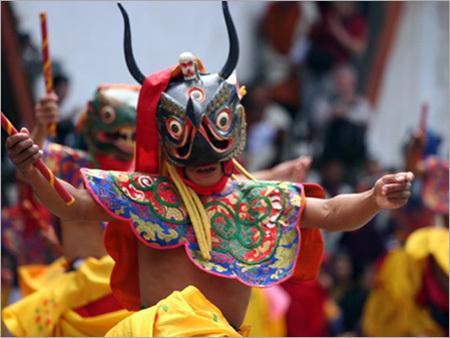 Bhutan Festival Tours