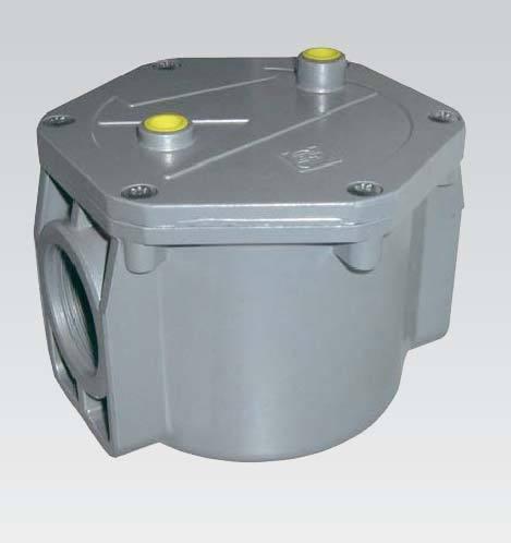 Honeywell Gas Filter HUF series